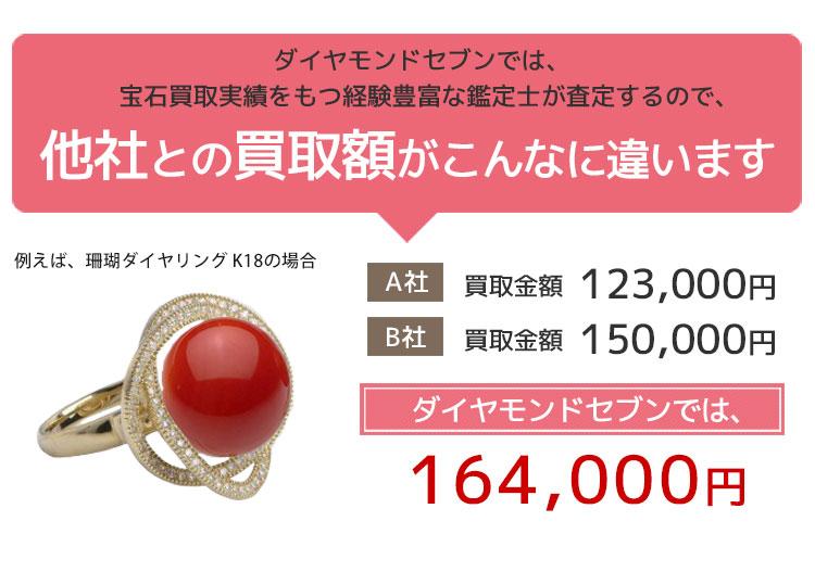 珊瑚(サンゴ) 高額買取 歌舞伎町